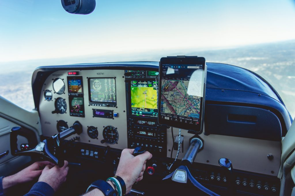 Cockpit Designing